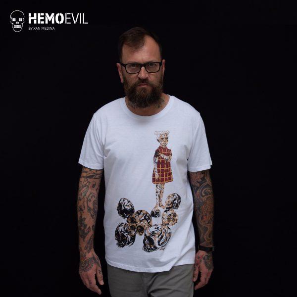 "T-shirt model ""The wait"""