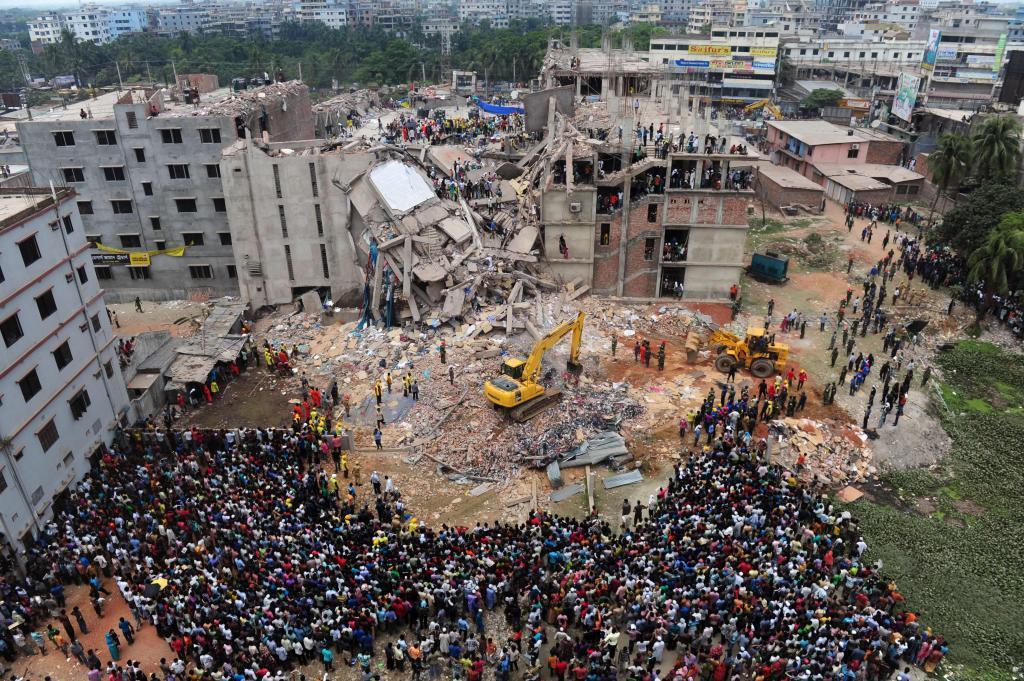 Bangladesh, tragedia del 25/04/2013. HEMOEVIL no cierra los ojos ni contribuye a la Fast Fashion