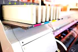 Maquina impresión digital